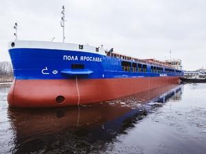 Опубликованы снимки испытаний сухогруза «Пола Ярослава» в Нижегородской области