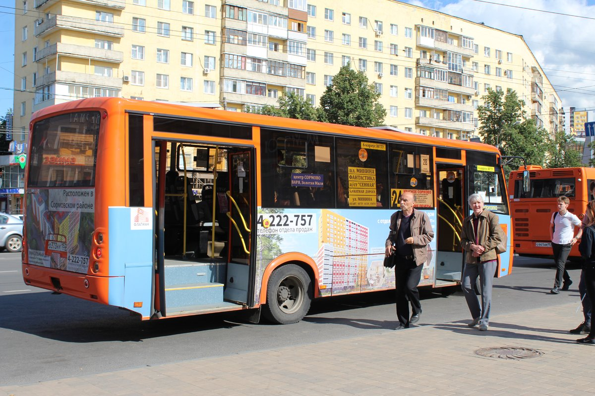 Перевозчики Нижнего Новгорода получили письма с претензиями от мэрии - фото 1