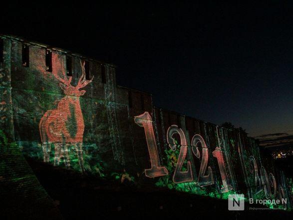 Праздник в пандемию: как Нижний Новгород отметил 799-летие - фото 80