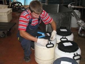 Производство молока увеличилось в 25 районах Нижегородской области