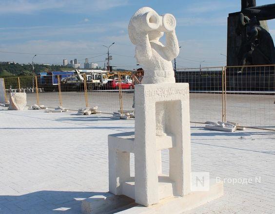 «Впередсмотрящий» и «Бесконечность»: новые скульптуры украсят Нижне-Волжскую набережную - фото 38