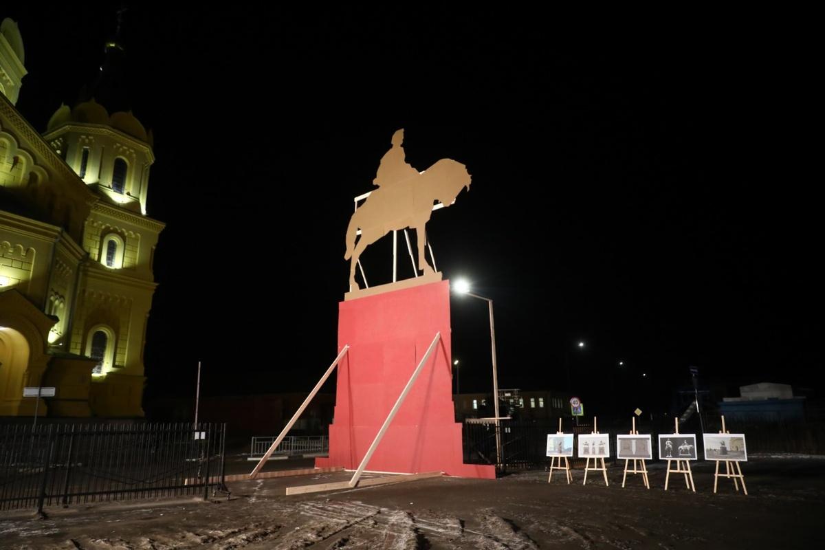 Сбор средств на монумент Александру Невскому объявили в Нижнем Новгороде - фото 1