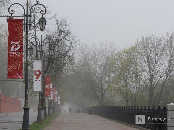 Пустые улицы и «Бессмертный полк» на балконах - фото 67