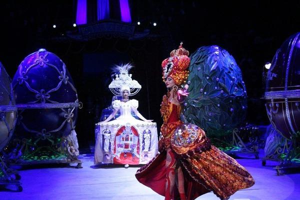 Возвращение «Бурлеска»: Нижегородский цирк открывается уникальным шоу Гии Эрадзе