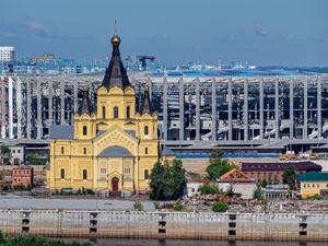 В Александро-Невском соборе пройдет молебен по случаю Нового года