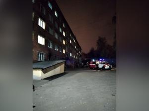 Почти 500 нижегородцев эвакуировались из загоревшегося общежития медуниверситета