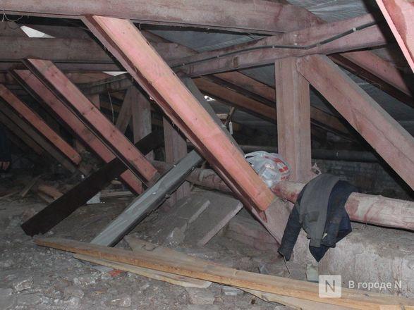 Текущую крышу в нижегородской гимназии № 67 отремонтируют через две недели - фото 13