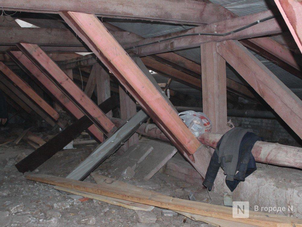 Текущую крышу в нижегородской гимназии № 67 отремонтируют через две недели - фото 3