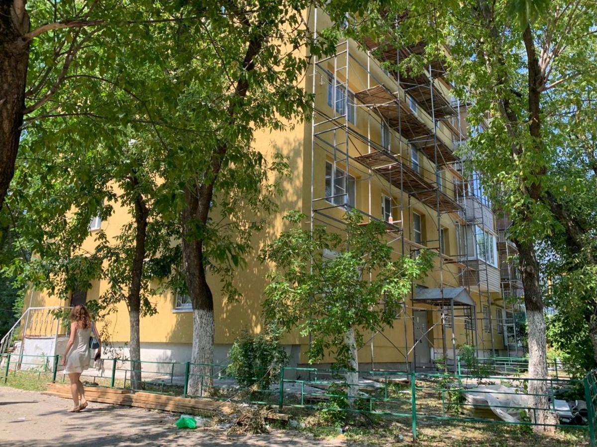 29 фасадов и девять крыш ремонтируют в Ленинском районе к 800-летию Нижнего Новгорода - фото 1